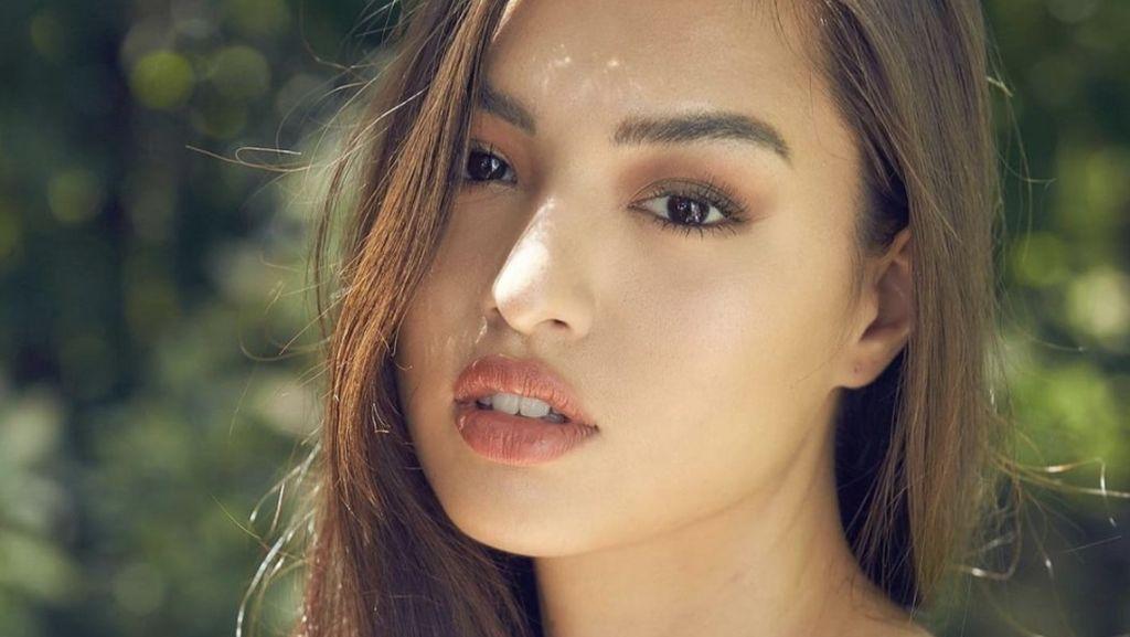 10 Foto Anchilee Scott-Kemmis, Curve Model Juara Miss Universe Thailand 2021