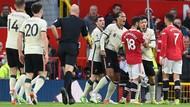 MU Vs Liverpool: Momen Ronaldo Tendang Perut Curtis Jones