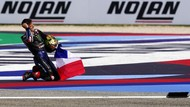 Rossi Ikut Gembira buat Quartararo dan Yamaha