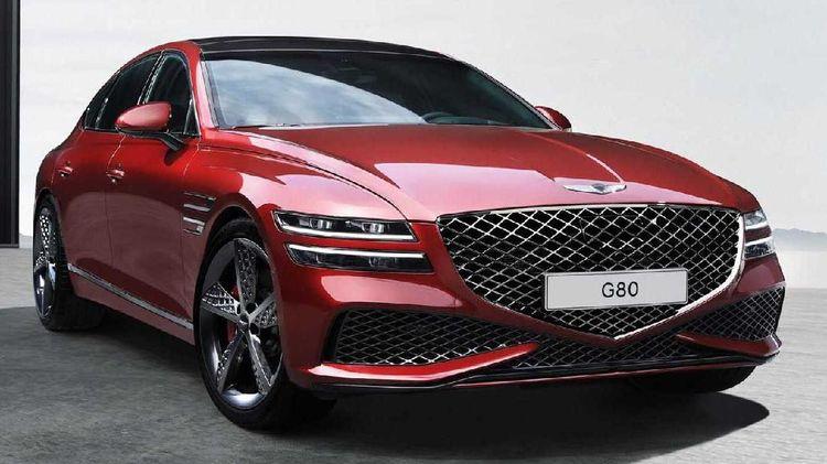 Ini Dia Mobil Listrik Genesis G80 yang Jadi Kendaraan Delegasi KTT G20 Bali