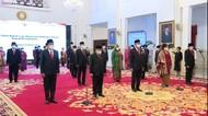 Daftar Nama17 Dubes RI Baru yang Dilantik Jokowi
