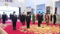 Daftar Lengkap 17 Dubes RI Baru yang Dilantik Jokowi