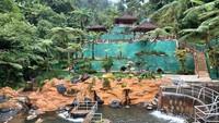 Keren! Lahan Eks Kartel Gurandil di Pongkor Disulap Jadi Tempat Wisata