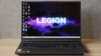 Review Lenovo Legion 5 Pro, Elegan dan Kencang