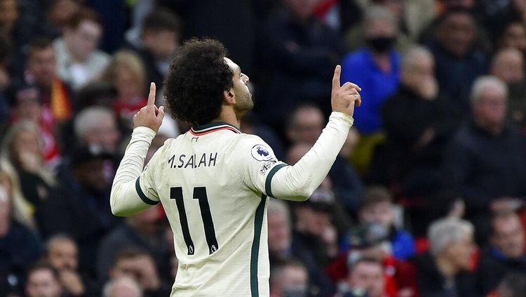 Liverpool Permalukan MU Tanpa Ampun di Old Trafford