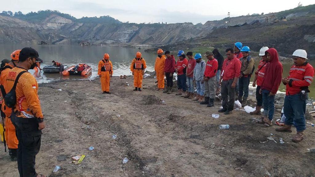 Dua Pekerja Tambang yang Tertimbun Longsor di Kukar Ditemukan Tewas