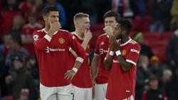Dibantai Liverpool, Poin MU Kini Disamai Arsenal di Liga Inggris