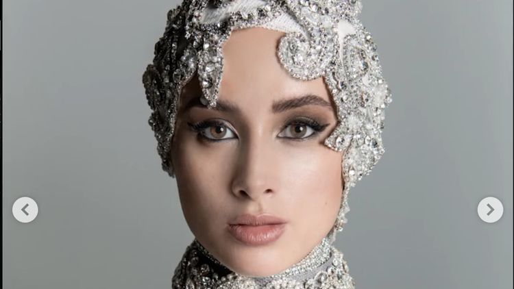 10 Potret Kecantikan Finalis Miss Universe Arab, Pertama Dalam 70 Tahun