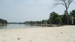 Pantai Buatan di Bogor, Video Viral Beach Club Bali