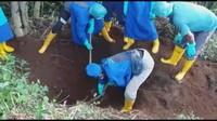 Ini Lokasi Pria Dikubur Hidup-hidup di Gunung Cikuray Garut