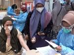Gembiranya Pengidap Komorbid Bisa Vaksin Pfizer di Transmart MX Malang