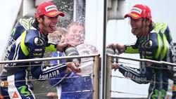 Valentino Rossi Masih Kesal Gara-gara Gagal Juara MotoGP di Tahun 2015