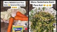 Viral Kuli Kebun Sawit Hobi Masak, 5 Videonya Ini Ditonton Jutaan Kali