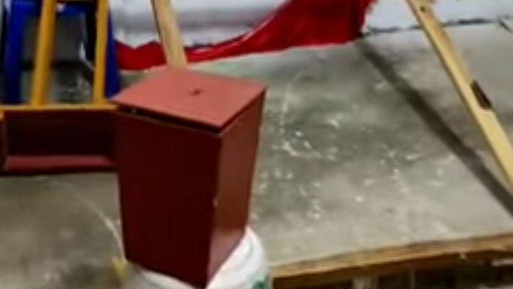 Viral Oknum Pemdes Rusak Gereja di Minsel Sulut, Begini Faktanya