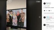 Viral Ide Kreatif Bapak-bapak Ubah TV Bekas Jadi Bingkai Foto Sultan