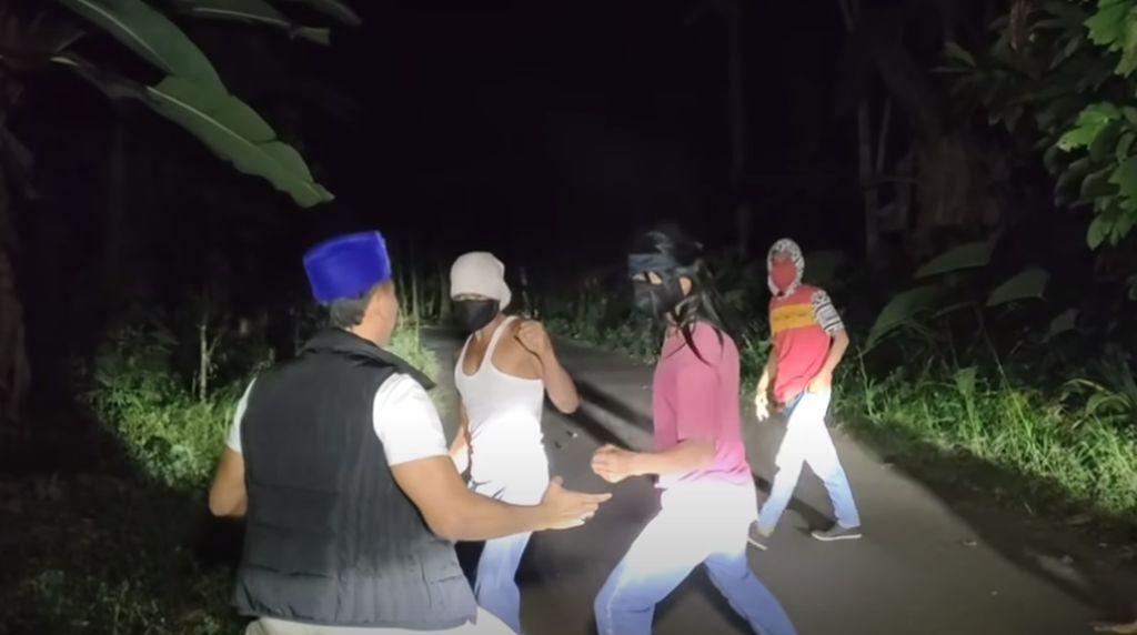 Viral Ustaz di Lampung Dibegal-Adu Silat Diduga Rekayasa