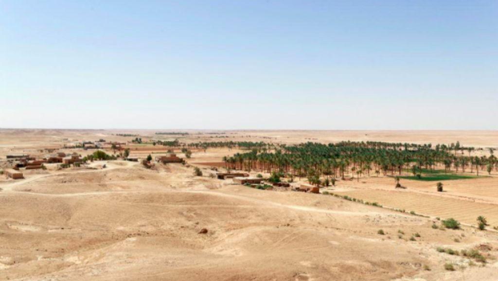 Desa di Gurun Irak Terisolasi, COVID Diklaim Tak Sampai ke Sini