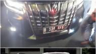 Rachel Vennya Bayar Pelat RFS Rp 7,5 Juta, Stiker Mobil Rp 8 Juta