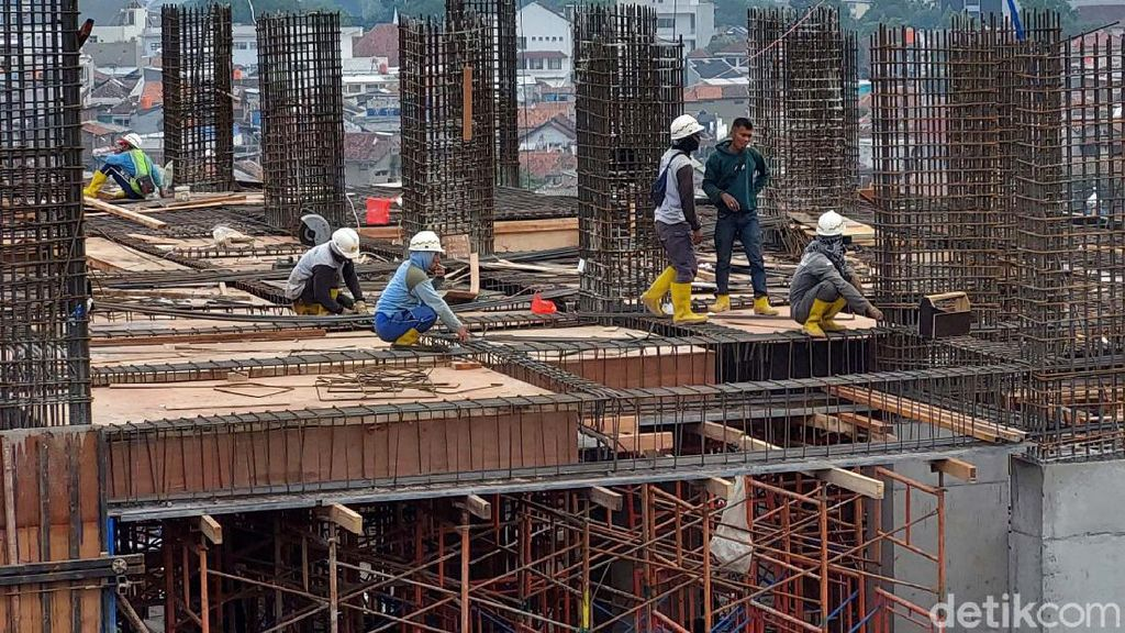 Begini Progres Pembangunan Rumah Deret Tamansari Bandung