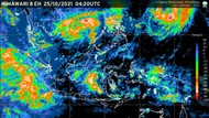 BMKG: 2 Bibit Siklon Tropis di Utara Berdampak pada Cuaca