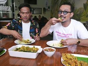 Bikin Laper! Rahang Tuna Bakar Sambal Rica Kesukaan Denny Sumargo dan Anwar BAB