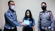 Penampakan Rachel Vennya Saat Diperiksa Polisi Soal Pelat RFS