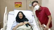 Potret Dorce Gamalama Usai Dirawat di ICU, Sempat Jatuh dari Toilet
