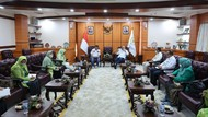 Badan Musyawarah Islam Wanita Indonesia Dukung DPD soal Amandemen UUD