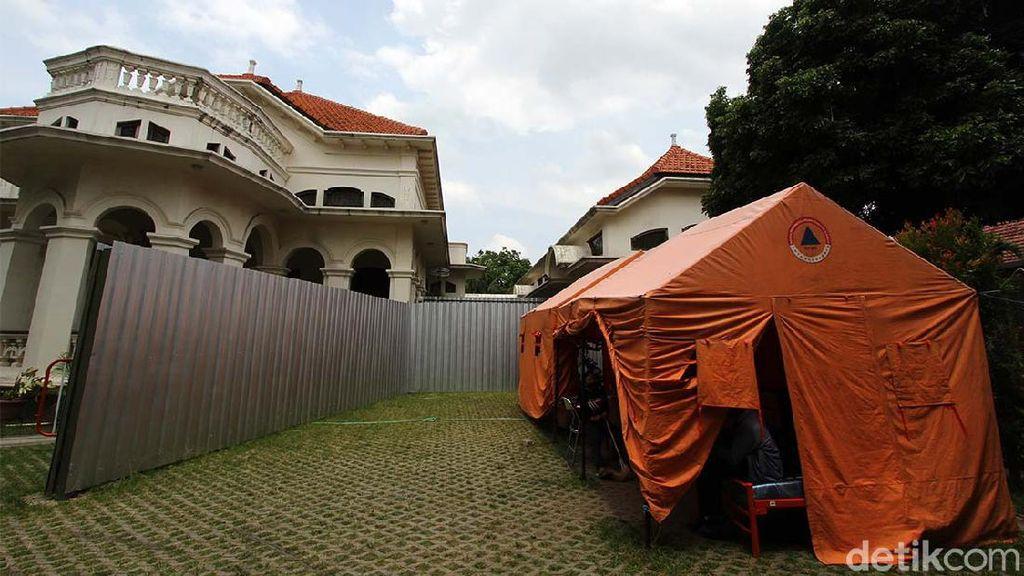 Rumah yang Sempat Disita KPK Jadi Tempat Isolasi Covid-19 Khusus Anak