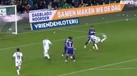Gol Kalajengking di Liga Belanda Ini Layak Dapat Puskas Award?
