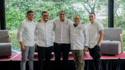 5 Chef Ini Bakal Kawinkan Hidangan Tradisional dengan Unsur Sejuknya Kota Bogor