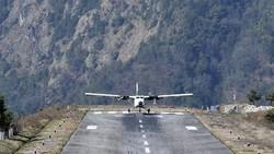 Potret 10 Landasan Pacu Ekstrem, Ada Bandara Paling Berbahaya di Dunia
