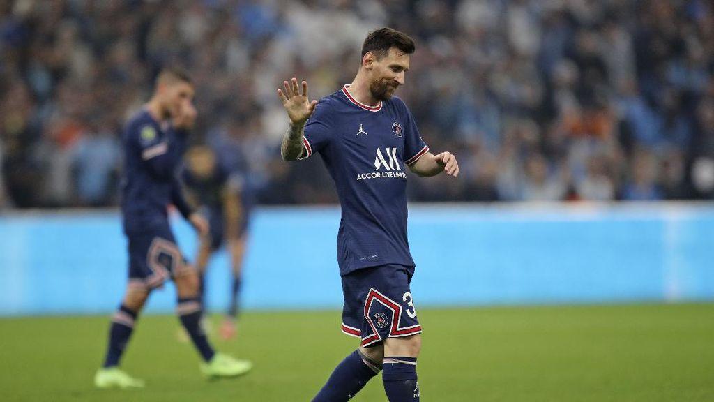 Lionel Messi Terkucilkan di PSG?