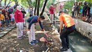 Jasad Bayi Perempuan Dalam Kardus Ditemukan di Saluran Air Semarang