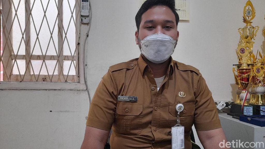Sampah Kali Jambe Diangkut Setelah Sedimentasi Dekat Crossing Tol Dikeruk