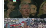 Wajah Merana Alex Ferguson Lihat MU Jadi Bahasan Netizen