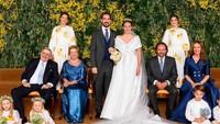 Pangeran Tampan Yunani dan Denmark Gelar Pernikahan untuk Ketiga Kalinya
