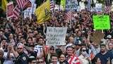 Pemadam Kebakaran New York Ramai-ramai Protes Aturan Wajib Vaksin Corona