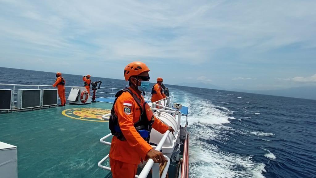 2 ABK KM Liberty 1 Tenggelam di Laut Bali Ditemukan, Seorang Meninggal