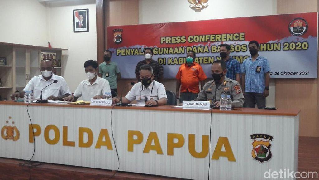 Eks Bupati Yalimo Papua Tersangka Korupsi Bansos Rp 1 M Akan Praperadilan