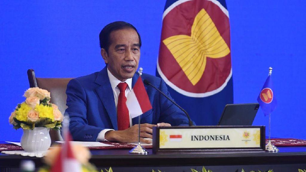 Puja-puji Berlanjut dari Profesor Singapura ke Jokowi
