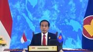 Jokowi Singgung Laut China Selatan Saat Bicara Kemitraan ASEAN-RRT