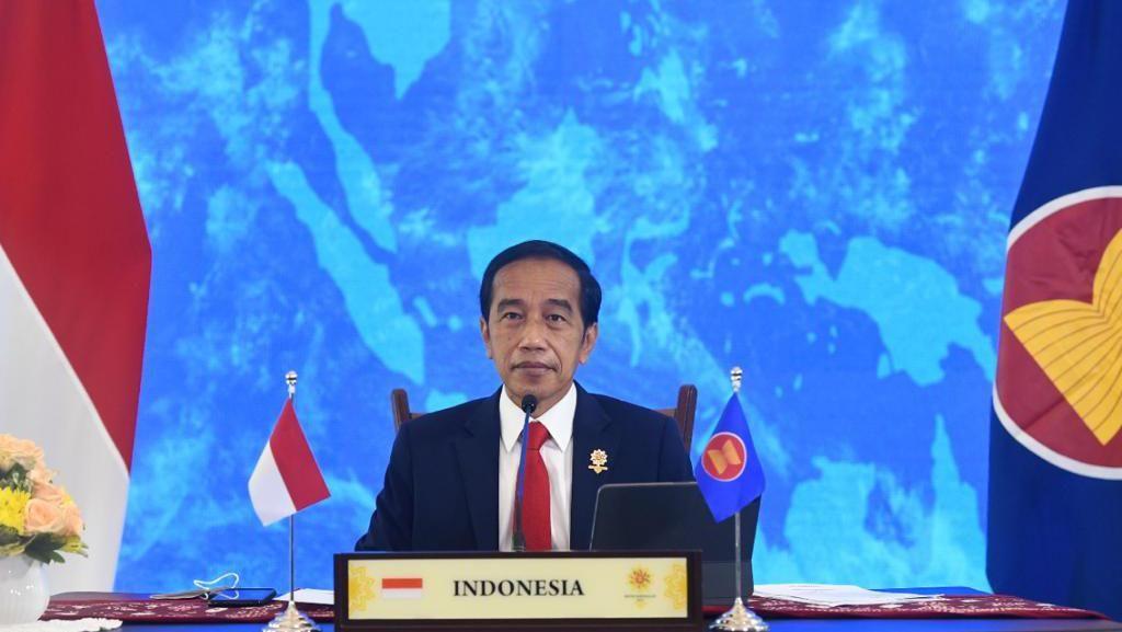 Hari Sumpah Pemuda, Jokowi: Persatuan Modal Indonesia Lalui Tantangan