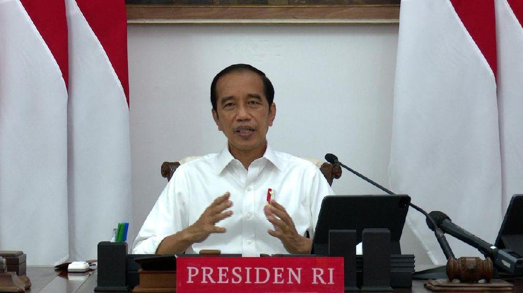 Wanti-wanti Jokowi Gelombang Ketiga Covid Hantam Indonesia