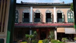 Berarsitektur Eropa Tionghoa dan Melayu, Ini Rumah Bersejarah di Medan