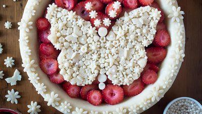 Seperti Karya Seni, Pie Cantik Ini Bisa Jadi Hadiah Ulang Tahun