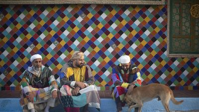 Syahdu, Sehari Bersama Para Sufi di Maroko