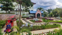 Trans Studio Garden, Tempat Wisata Baru nan Seru di Tanjungpinang