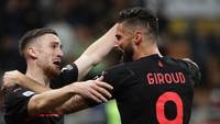 Milan Vs Torino: Menang 1-0, Rossoneri ke Puncak Klasemen