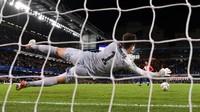 Kepa Kembali Jadi Juru Selamat Chelsea di Adu Penalti